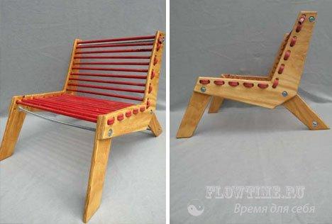 Классическое кресло своими руками